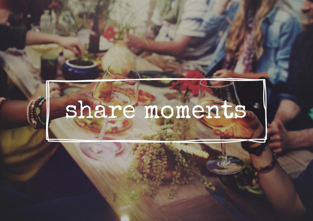 share moments at the Churchville Inn